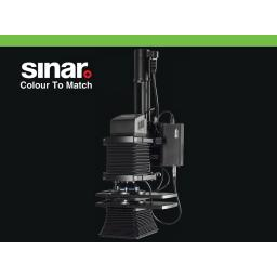 Sinar CTM Pro Kit (Colour to Match)