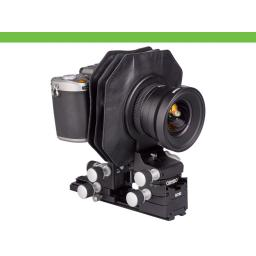 Cambo ACTUS-camerabody BLACK incl. Hass.X1D mount