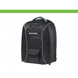 Outdoor trolley backpack