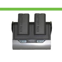 Dual Charger for Aptus batteries (No Power Supply)