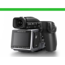 Hasselblad H6D-50c - Back and Body only