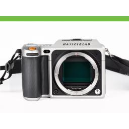 Ex-Demo Hasselblad X1D Camera Body (silver) 12 months warranty!