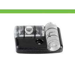 Cambo Spirit Level Set for mounting to ACTUS rear standard