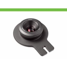 Cambo Lensplate with Cambo 60mm Lens (black finish)