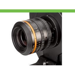Cambo Lensplate with Rodenstock 105 HR Lens (black finish)