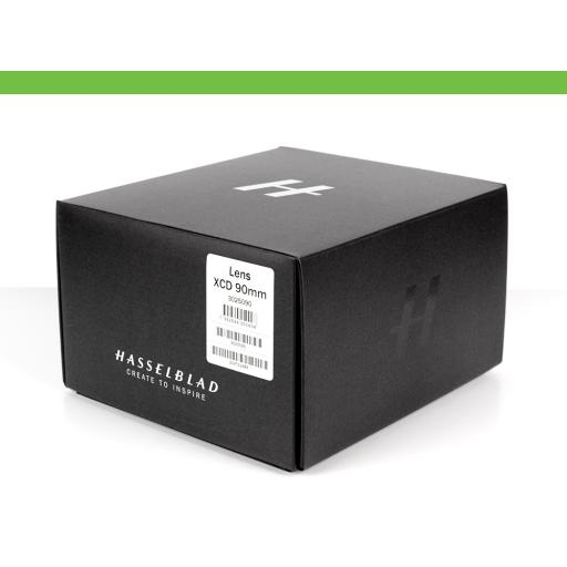 Brand new Hasselblad f3.2/90mm XCD90 sealed box