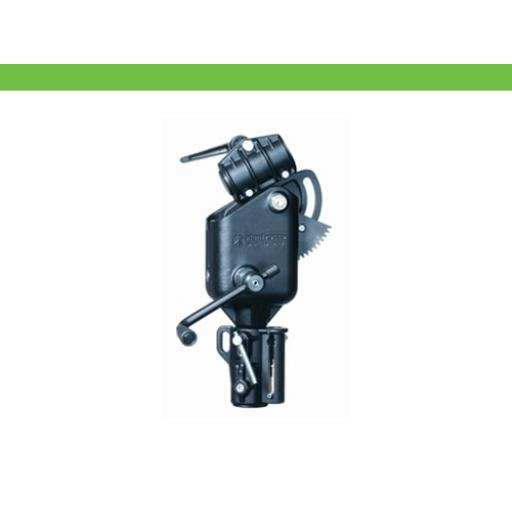Broncolor Tilt head with crank handle for Para 177/222/330 FB