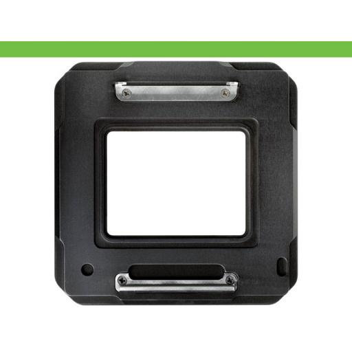 Rearplate for WideRS with Mamiya M645 AF interface