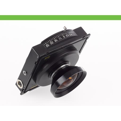 Used Sinaron Digital CMV Apo-Sironar Digital 45/4.5 P3 Panel , Ring Caps
