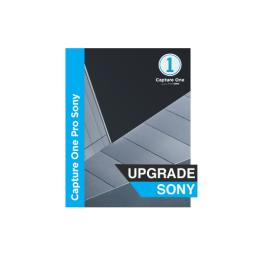 Capture One Pro Sony Upgrade 10 to 12 for Mac or Windows (Single User Licence)