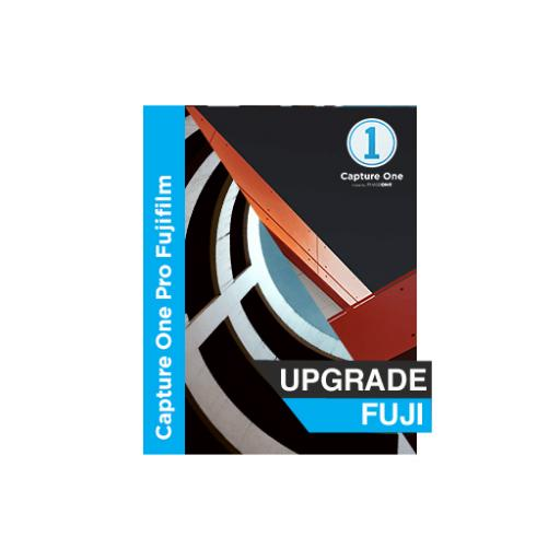Capture One Pro Fujifilm 11 to Capture One Pro 12 Mac or Windows (Single User Licence)