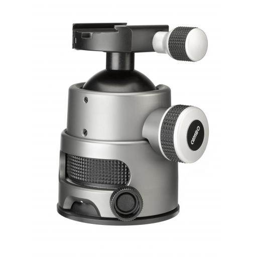 Cambo Dedicated Ball Head for ACTUS-T with Arca compatible (Titanium Finish)