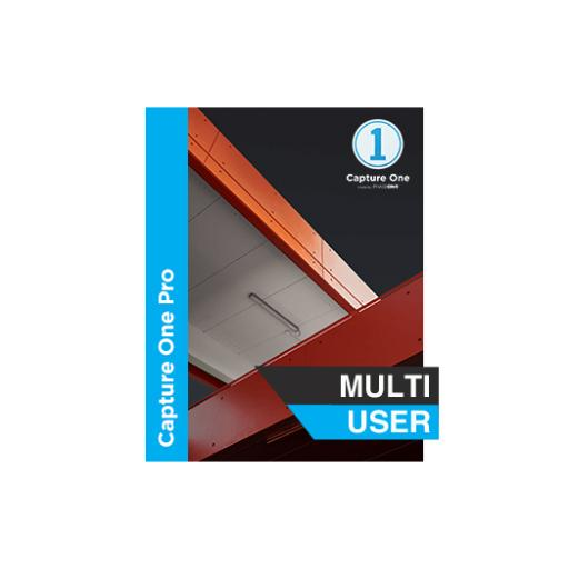 Capture One Pro 12 Multi User 10 Mac or Windows (10 User Licence)