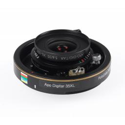 Used Schneider Kreuznach F5.6/35mm Apo Digitar XL in Arca Swiss -R Mount