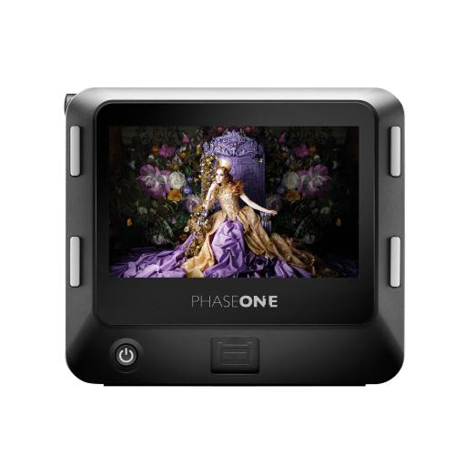 Phase One IQ3 100MP in M645/XF mount Digital Back Only (CPO)