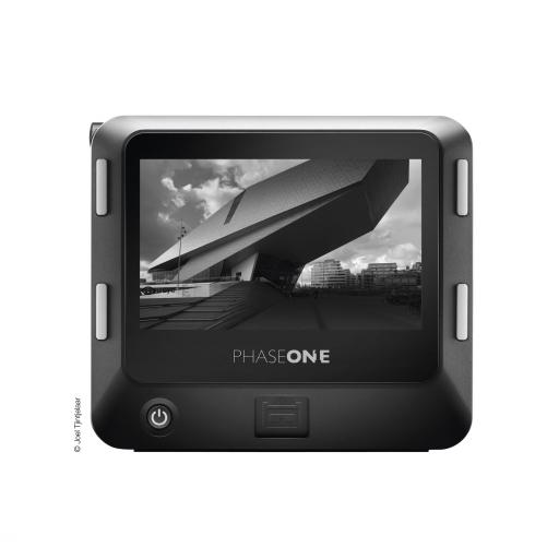 Phase One IQ3 100MP Achromatic Digital Back only XF Mount (CPO)