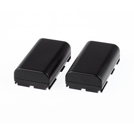 Phase One XF/IQ/Credo battery Li-ion 7,2V 3400mAh, 2 Pcs