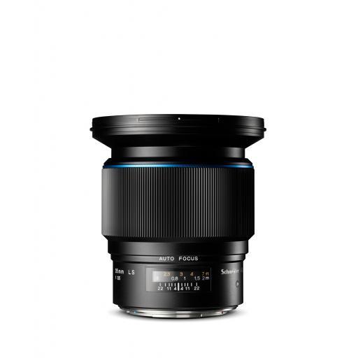 Schneider Kreuznach 35 mm LS F3,5 Blue Ring Lens