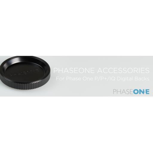Phase One Digital Back Accessories