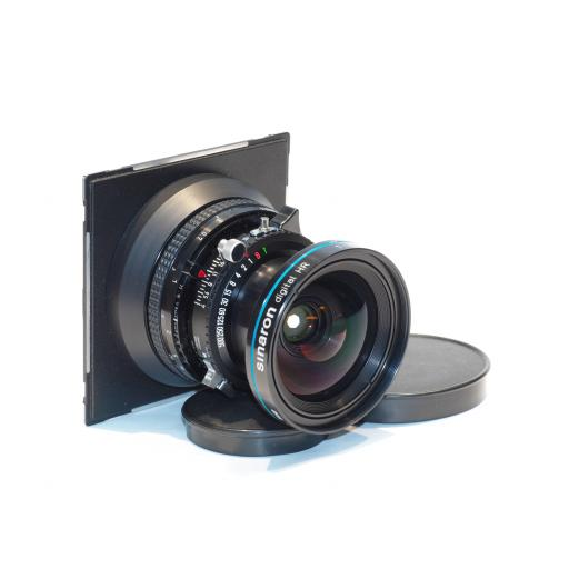 Pre-owned Sinaron Digital HR f4.0/40mm CEF lens for Sinar arTec & lanTec technical camera