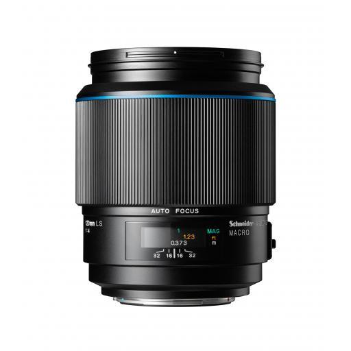 Schneider Kreuznach 120 mm LS F4,0 Macro Blue Ring Lens