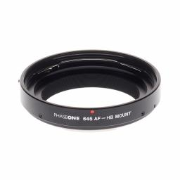 Used Phase One 800-53200A Mount Adapter HBB NR404 (Black)