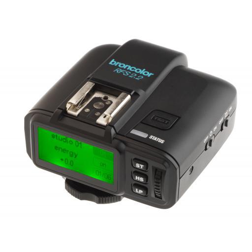 Broncolor Canon RFS 2.2 C Transmitter