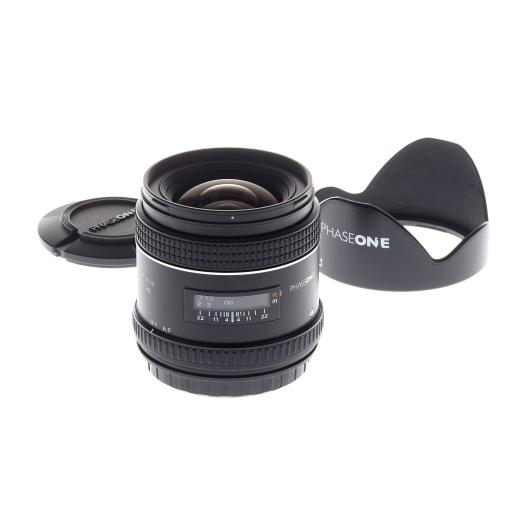Used Phase One f2.8/45mm AF D Lens with Hood