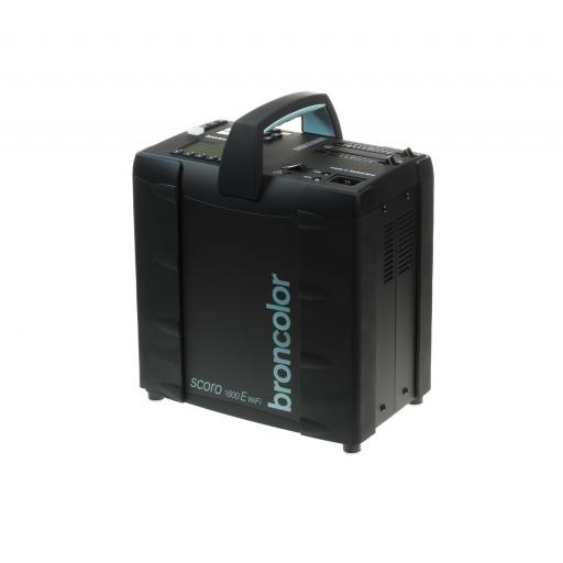 Broncolor Scoro 1600 E WiFi / RFS 2