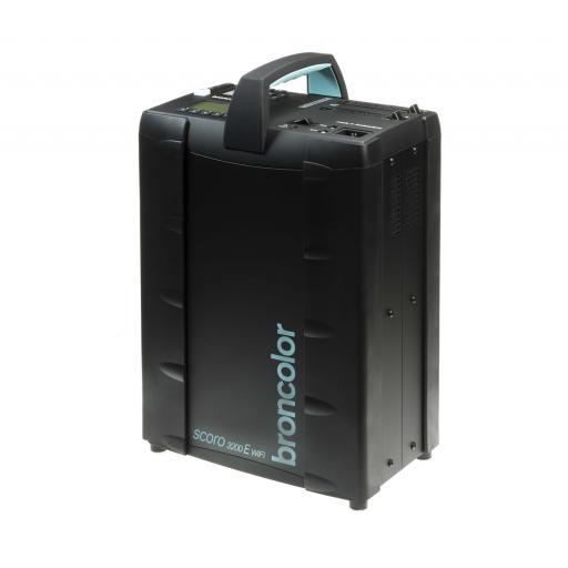 Broncolor Scoro 3200 E WiFi / RFS 2