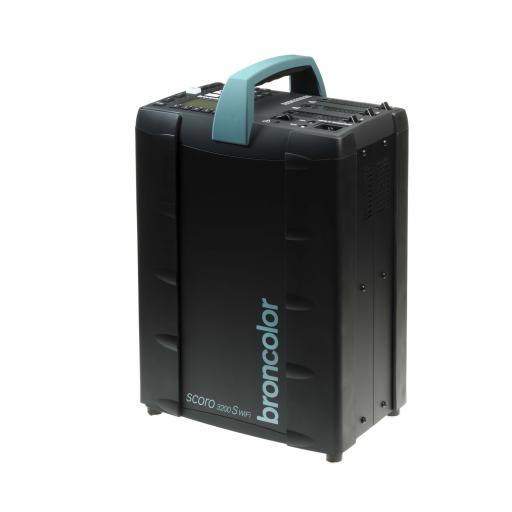 Broncolor Scoro 3200 S WiFi / RFS 2