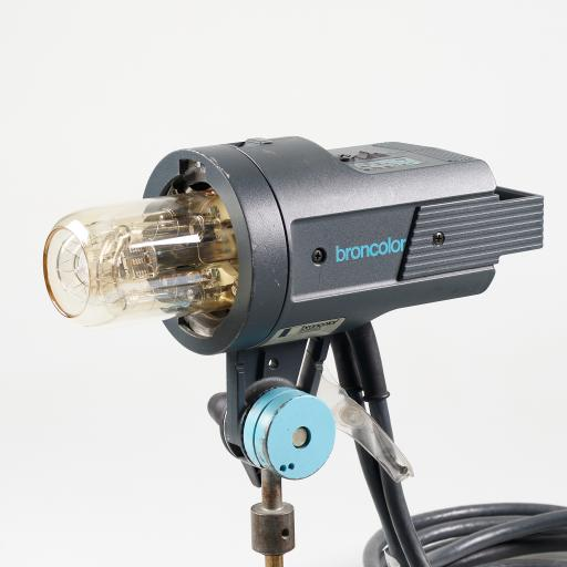 Used Broncolor Pulso Twin Head 2x 3200J Flash Tube