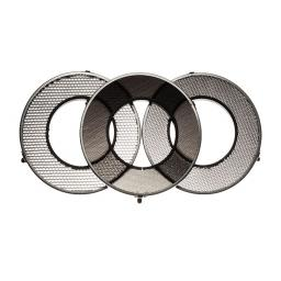 Broncolor honeycomb grids for power reflector, set of 3 pieces.jpg