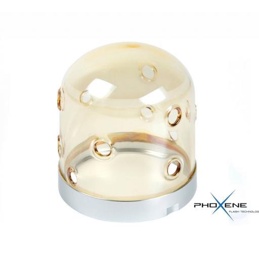 Broncolor - Compatible Dome 500K (Pulso 2&4 / Primo 2&4 / Hazylight 2&4 / Compuls 65, 95, 165 / Pulso G)