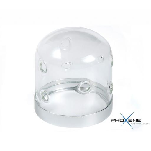 Broncolor - Compatible Dome Clear (Pulso 2&4 / Primo 2&4 / Hazylight 2&4 / Compuls 65, 95, 165 / Pulso G)
