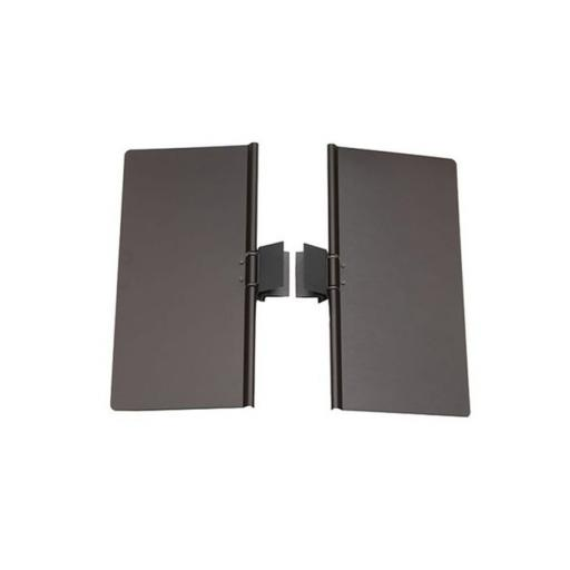 Barn doors for broncolor Flooter, set of 2 pieces