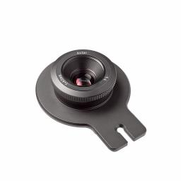 Cambo Lensplate with Cambo 60mm Lens (black finish).jpg