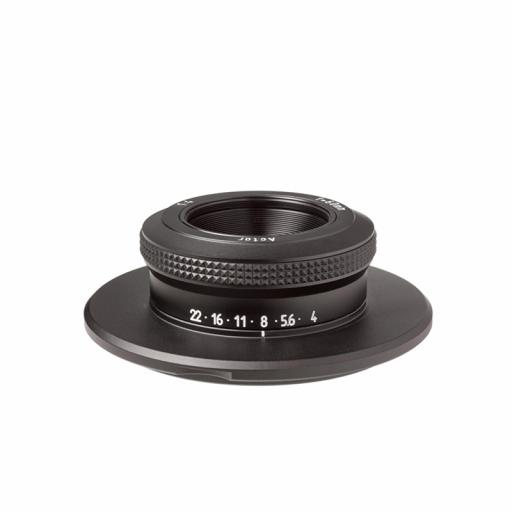 Cambo Lensplate with Cambo 60mm Lens (black finish)1.jpg