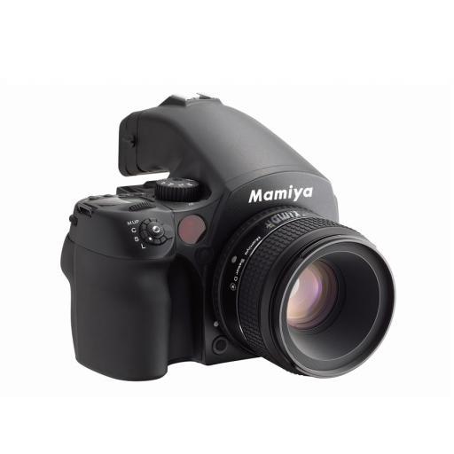 Mamiya 645 DF+ camera body & 80mm Mamiya Sekor LS lens (Kit)