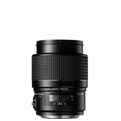Certified Pre Owned Phase One Digital f4.0/120mm Macro AF Lens