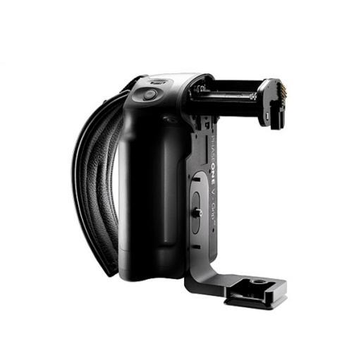 Mamiya 645 DF V -Grip Air -Incl. Leaf Aptus Battery