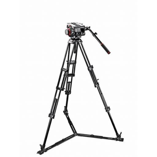 509 Fluid Video Head & 545GB Alu Twin Leg Tripod