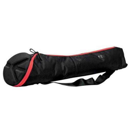 Manfrotto Unpadded Tripod Bag 80cm, Zippered Pocket, Durable