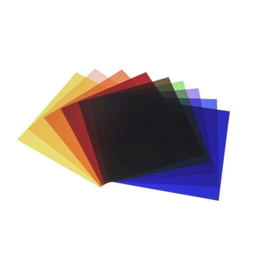 Color Filters for Siros set of 9