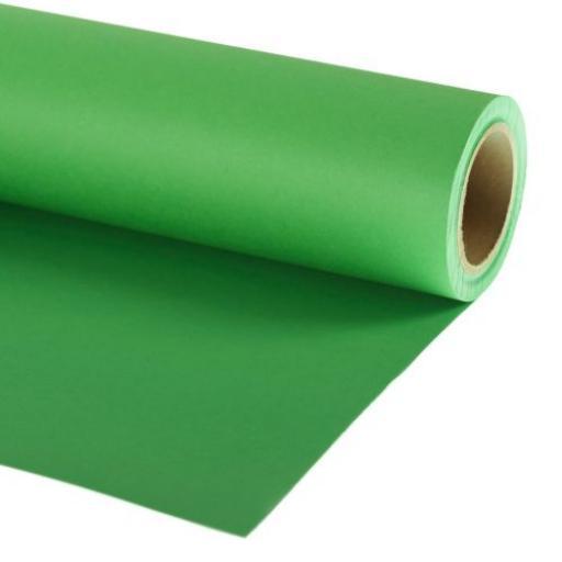 Lastolite Paper 2.72 x 11m Chromakey Green