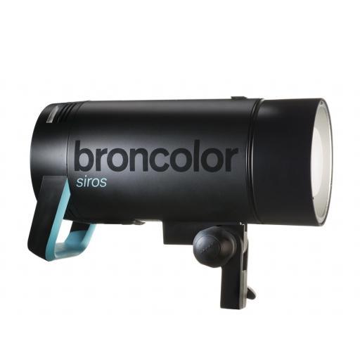 Broncolor Siros 400 S WiFi / RFS 2.1