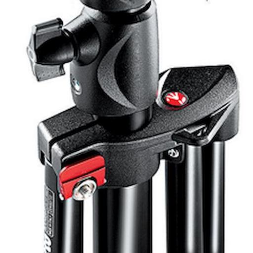 Manfrotto Mini Compact Lighting Stand with Air Cushioning