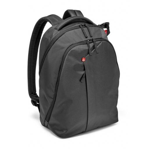 Manfrotto NX camera backpack V Grey for DSLR/CSC