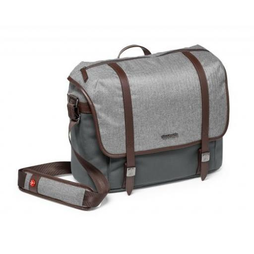 Manfrotto Windsor Camera Messenger Bag for DSLR