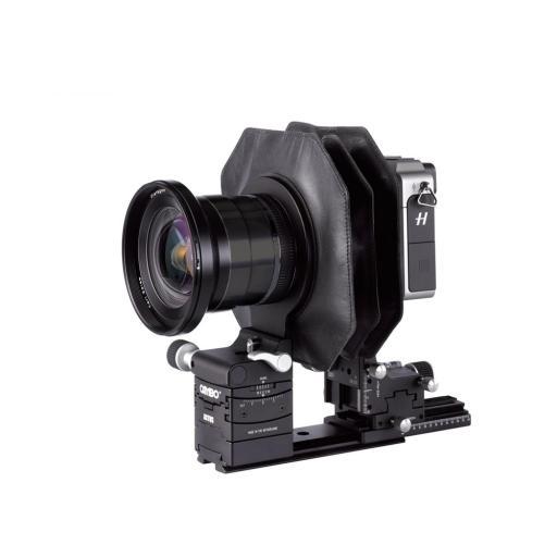 Cambo ACTUS-G camerabody BLACK excl. interchangeable bayonet mount